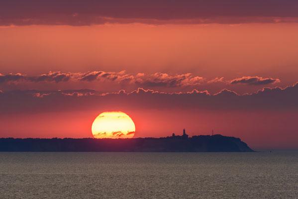 Sonnenuntergang Kap Arkona