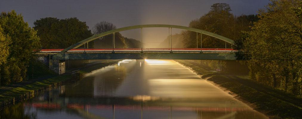 Rheine Altenrheine Schomaker Brücke
