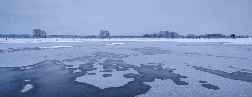 Saerbecker Feuchtwiesen im Winter