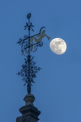 Rheine - Die Mondtrompete (Beckersches Haus, Markt 12)