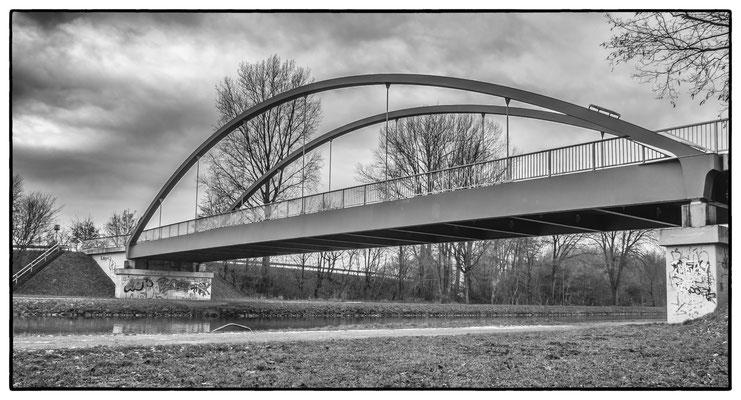 Rheine Altenrheine DEK Exelerbrücke