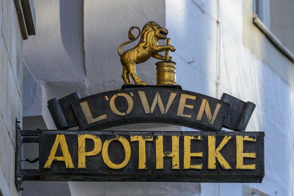 Rheine - Löwen-Apotheke.