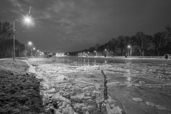 Rheine Altenrheine DEK Schleuse