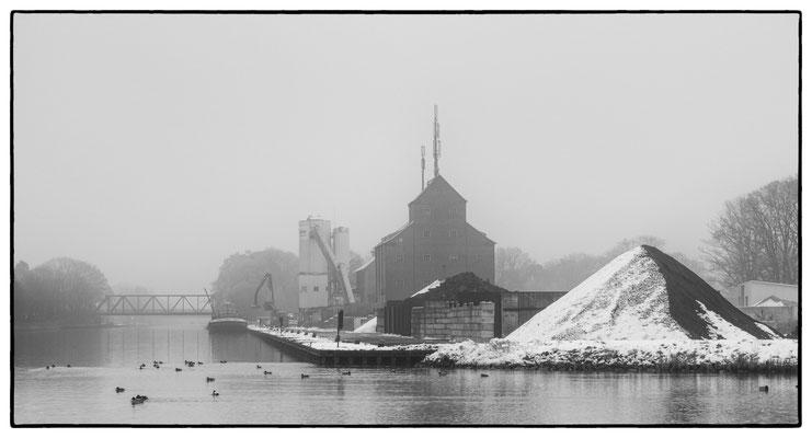 Rheine Kanalhafen DEK