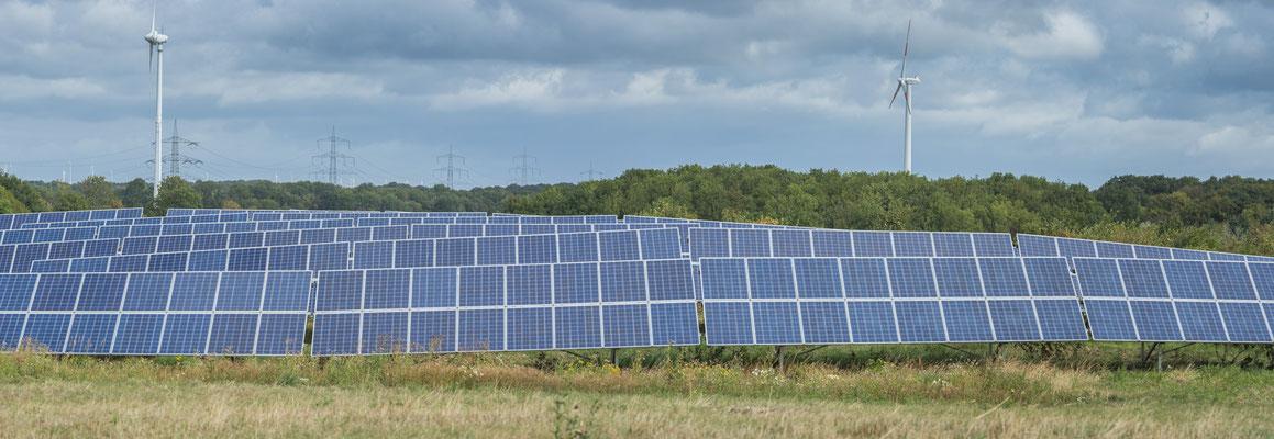 Solaranlage, für EGST