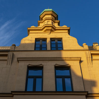 Fassade Münsterstraße.