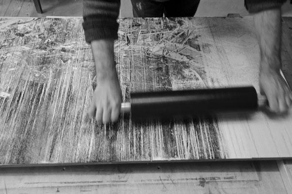 Atelier Andreas Gorke, Grafiker.