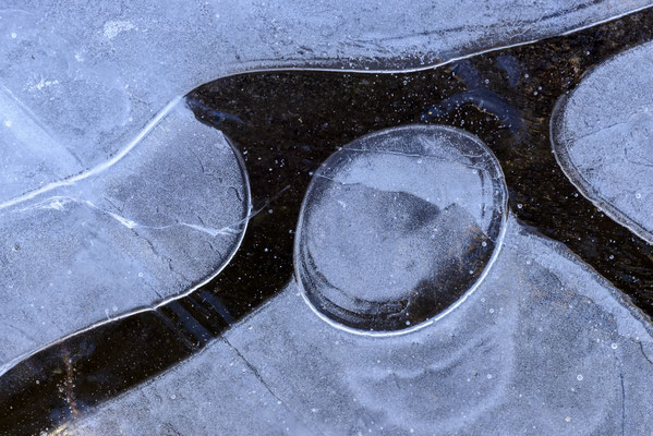 Formen im Eis