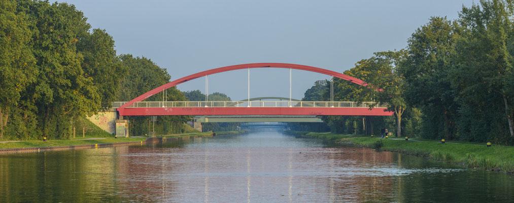 Rheine Altenrheine DEK Schürwegbrücke
