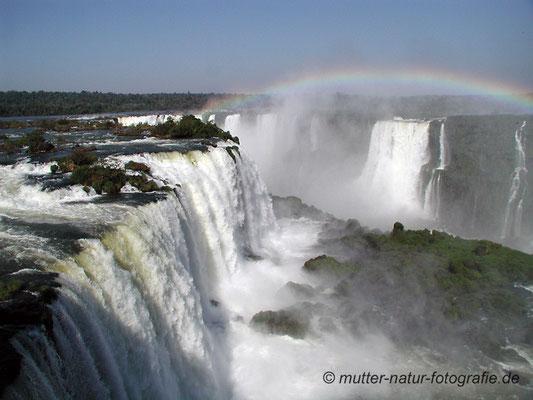 Wasserfälle Foz do Iguacu, Brasilien