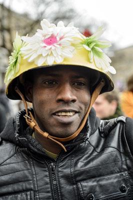 Carnival Al-Lajiìn_Al-Lajiàat - Karneval der Geflüchteten 2016