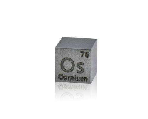 osmio cubo, osmio metallo, osmio metallico, osmio cubi, osmio cubo densità, nova elements osmio, osmio elemento da collezione