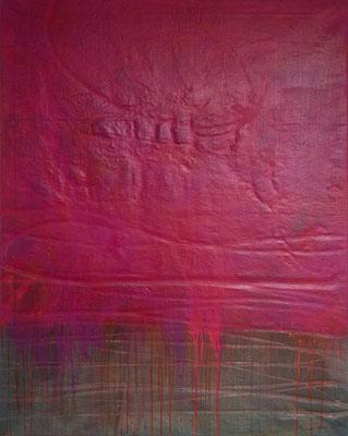 magentagetaucht  80 x 100 -- 2013