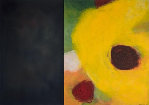 sommergespiegelt  60 x 100 / 80 x 100 -- 2012
