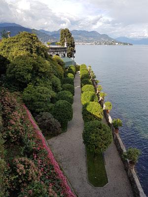 Isola Bella, Lago Maggiore Italy