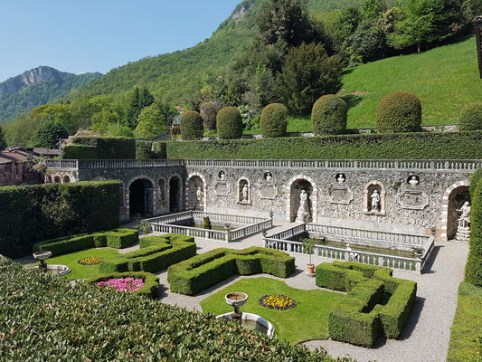 Villa Cicogna, Bisuschio, Varese