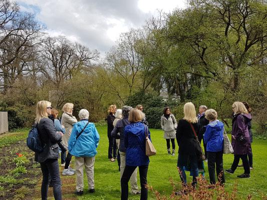 Mien Ruys Gardens, Dedemsvaart