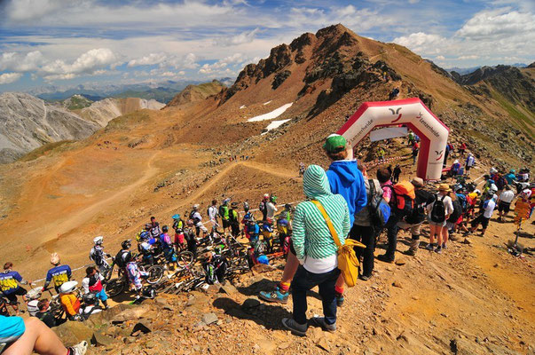 Trek Bike Attack 2012 - Lenzerheide, CH