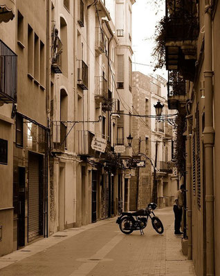 Oropesa, Spanien 2008