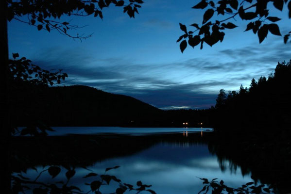Loon Lake, Kanada 2006