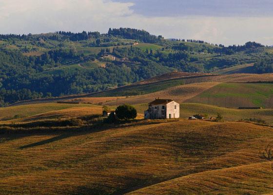 Toskana, Italien 2010