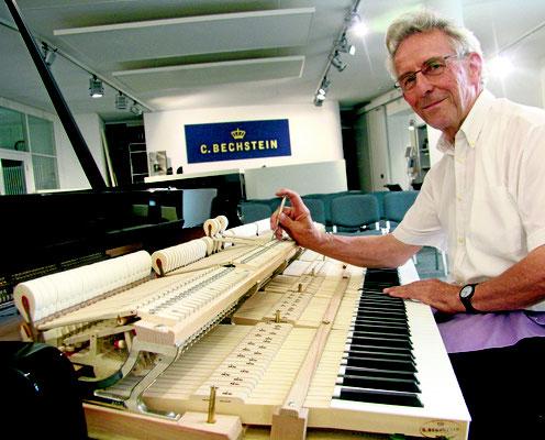 Klavierstimmungen und Konzertstimmungen in Perfektion
