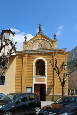 St. Michaels-Kirche, Tende