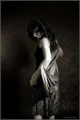 Patricia Cugat, attrice.