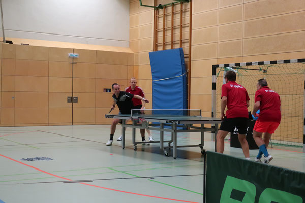 Doppel / Erbach I - Kriftel IV 19.01.2018