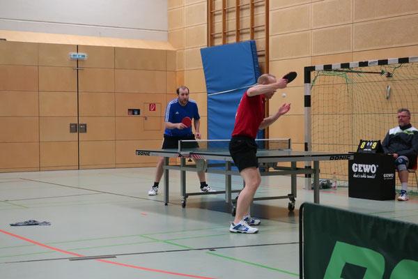 Abdessemed - Baumann / Erbach I - Kriftel IV 19.01.2018