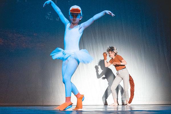 Ballett für Erwachsene • Kinderballett • Bochum • Tanzschule • Ballett