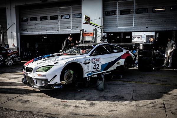 BMW M6 GT3 Schnitzer Motorsport