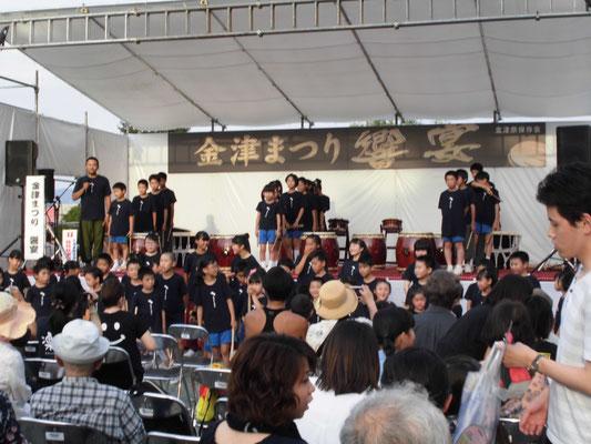 金津祭前日祭