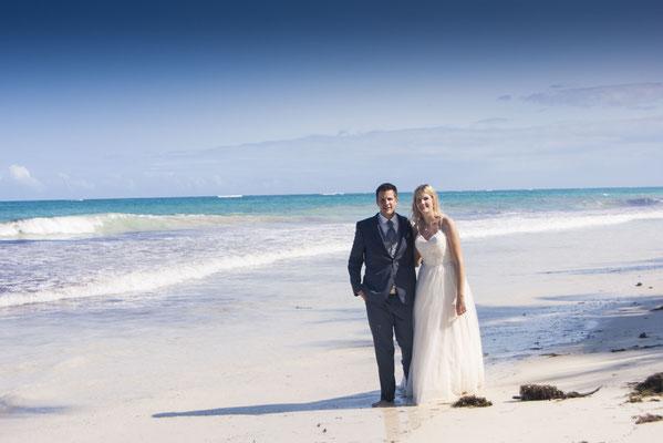 Hochzeit Diani Beach, Kenia