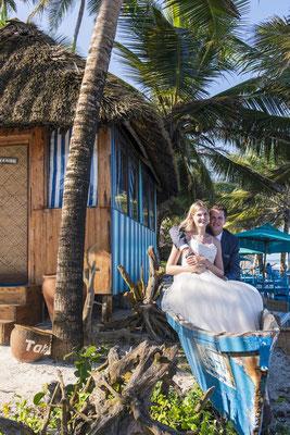 Hochzeit Diani Beach, Kenia - Hotel Diani Blue