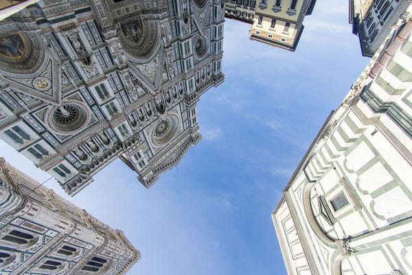 Prints und Leinwand aus Florenz