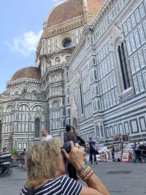 Reisefotografie in Florenz