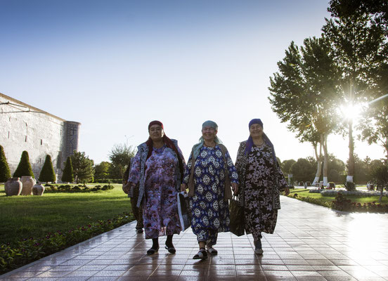 Usbekistan - demipress Foto Frauenreise