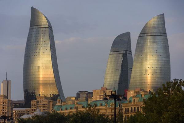 Deutsche Tourismusvertretung Aserbaidschan