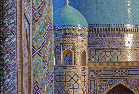 Prints und Leinwand aus Usbekistan