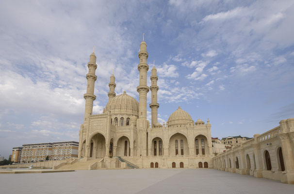 Deutsche Tourismus Vertretung Aserbaidschan