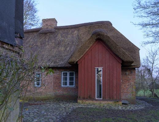 Fotografiert mit Nikon Z6 und Nikkor Z 24-70mm f/2.8.S ... Hier entsteht ein wunderschönes neues Ferienhaus in Uelsvesbüll