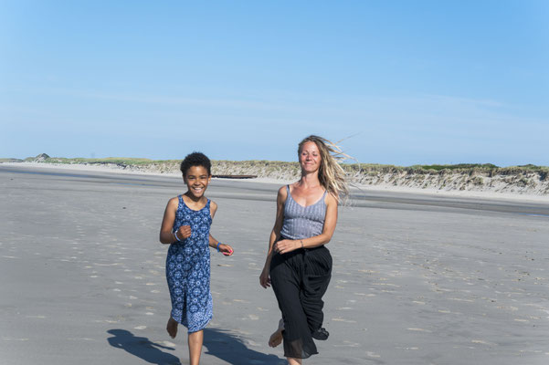 Shooting auf Langeoog