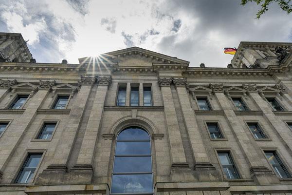 Regierungsviertel Berlin, fotografiert mit Nikon Z7 und Nikkor Z 20mm 1:1.8 S
