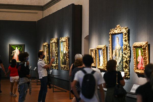 Uffizien in Florenz ... kommt mit zu meiner Foto FrauenReise