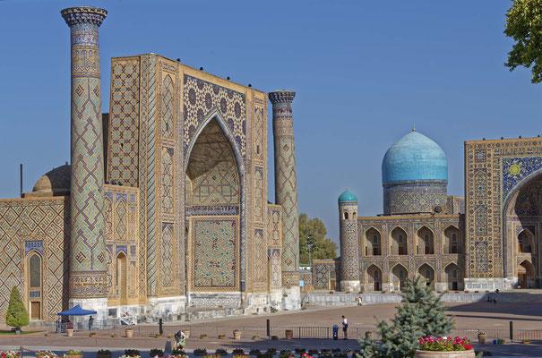 Foto Frauenreise Usbekistan