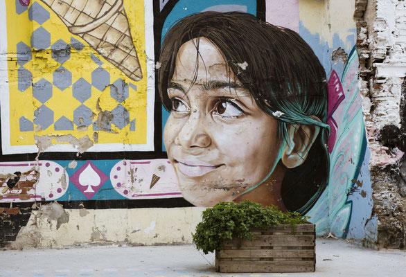 Prints und Leinwand aus Malaga