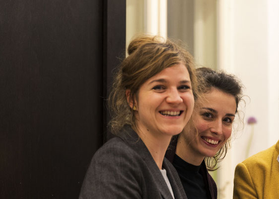 Die Verleihung der Dag-Hammarskjöld-Ehrenmedaille brachte Gäste zum Lächeln