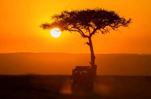 Mit Afrika auf Fototour und im Shooting