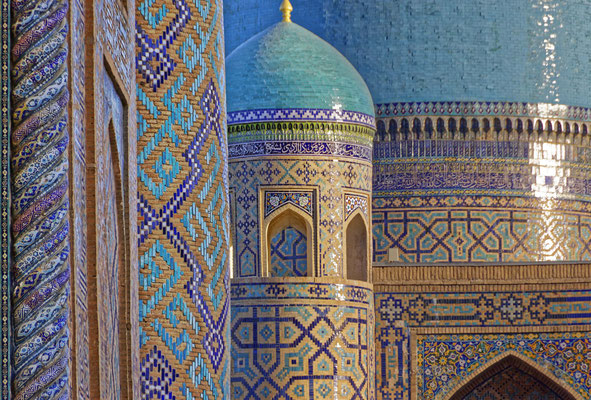 Foto Frauenreise in Usbekistan